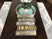 Welcome Sign Vintage Barrie, L4N 9T6
