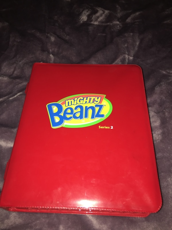 Mighty beans case and beans