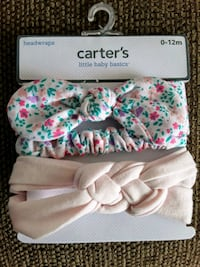 Cute baby headwraps - brand new!