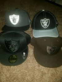 Raiders cap NEW