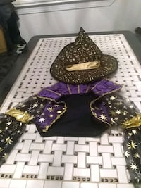 Witch hat and jacket Halloween costume Albuquerque, 87105