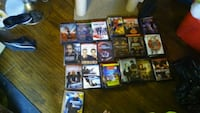 assorted PS3 game case lot Surrey, V3R 7H1