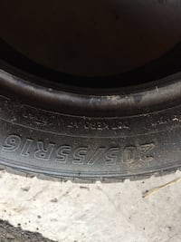 Winter tires made by Eco Stud 205/55/R16 Toronto, M1J 1G2