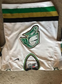 White and green nfl jersey London, N6B 2V8