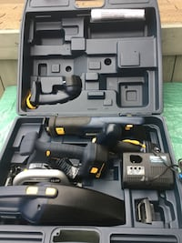Power Tool Set Mastercraft