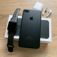 iPhone 7 plus with watch and AIRPODS  Markham, L6G