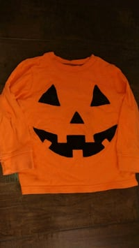 3T Halloween shirt Chattanooga