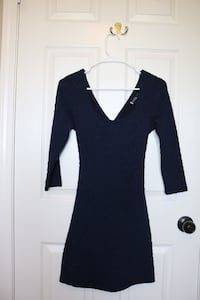 Jean Machine Navy Dress- worn once, size small, EUC  Barrie, L4N
