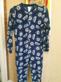 Jets onesie size 12 medium  Winnipeg, R2W 1Y5