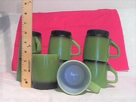 Fire King Anchor Hockings Coffee Cups (8)