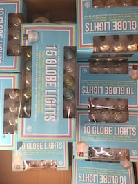 Brand New Boxes of string lights all for $10 Baltimore, 21215