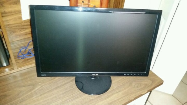 Asus hdmi plug in monitor mint condition