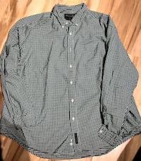 Abercrombie & Fitch Long sleeve button down  Frederick