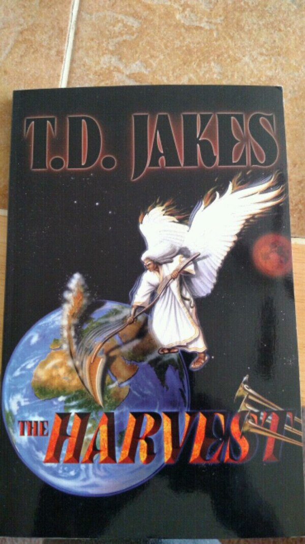 The Harvest by T D  Jakes book