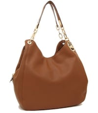 Authentic Designer Michael Kors Fulton Large Shoulder Bag Acorn Brown Saint Petersburg, 33702
