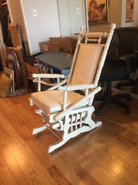 Victorian Platform Rocking Chair WASHINGTON