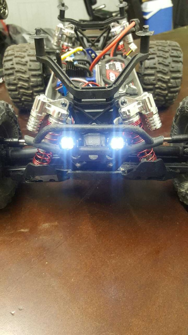 Fully Upgraded Traxxas Stampede vxl 4x4
