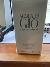 Brand New Unopened Acqua Di Gio  Sterling, 20165