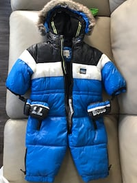 Hugo boss like new winter baby outerwear