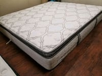 king mattress, luxury hotel comfort pockets. Delivery 50  Edmonton, T6B 2T8