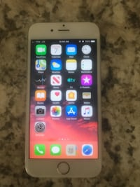 iPhone 6 unlocked (With case)(good condition)