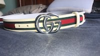 White Gucci belt Toronto, M1B 4L5