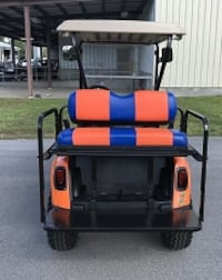 STREET READY electric golf cart for sale Led lights !!