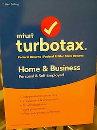 Turbotax Home & Business 2017 North Kingstown, 02852