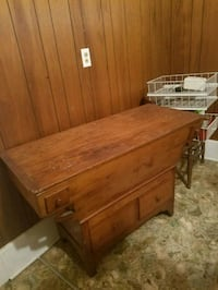 Antique Bread Makers Cabinet  Omaha, 68102