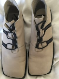 Chaussures ARCHE cuir beige T 40
