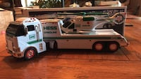 HESS Toy Truck and Helicopter 22 km