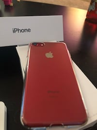iPhone 7 128GB Red + warranty Calgary, T2Z 4B3
