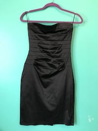 Strapless black dress - size small Toronto, M6G 3K8