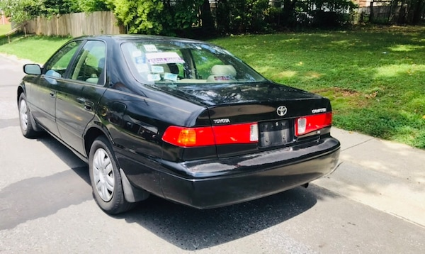 Black 2000 Toyota Camry ' Leather Seats Sunroof Clean Title Cold Ac  bd23000f-d732-492e-8cae-d528368c8d9c