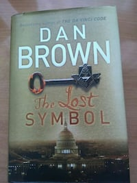 The lost symbol- Dan Brown  6114 km