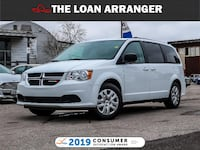 2018 Dodge Grand Caravan with 48,943km and 100% Approved Financing Toronto
