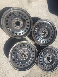 Steel rims for sale!! Newmarket