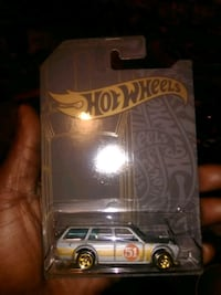 Hot Wheels 51st anniversary Datsun 510 wagon Reston, 20191
