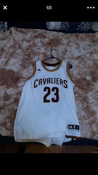 2016 Cleveland Cavs LeBron James #23 Jersey Parma Heights, 44130