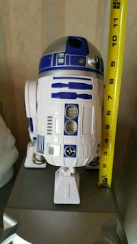 "10.5"" Talking, Rolling, Spinning R2D2"