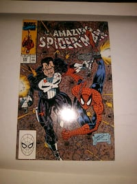 Amazing Spider-Man 330 comic book