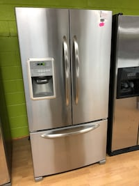 Maytag stainless steel French door refrigerator  29 mi