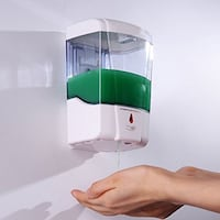 white and green plastic container Weatherford, 73096