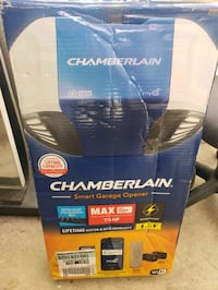 Chamberlain Smart Garage Door Opener 1 1/4hp