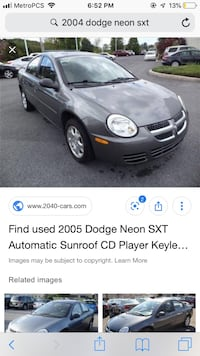 Dodge - Neon - 2004 Baltimore