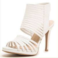 Brand New white sandals  Sterling