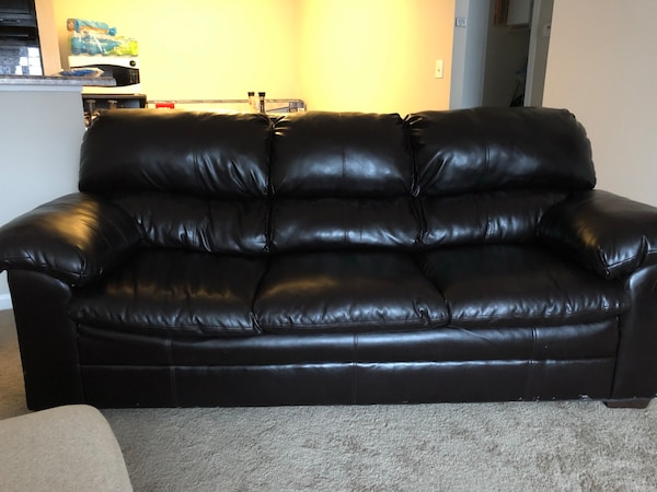 Pleasing Used Leather Sofa For Sale In Atlanta Letgo Ocoug Best Dining Table And Chair Ideas Images Ocougorg