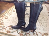 Italian leather boots Ottawa, K1T 4H8