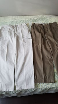 Dress Pants size 36/32 and 38/32