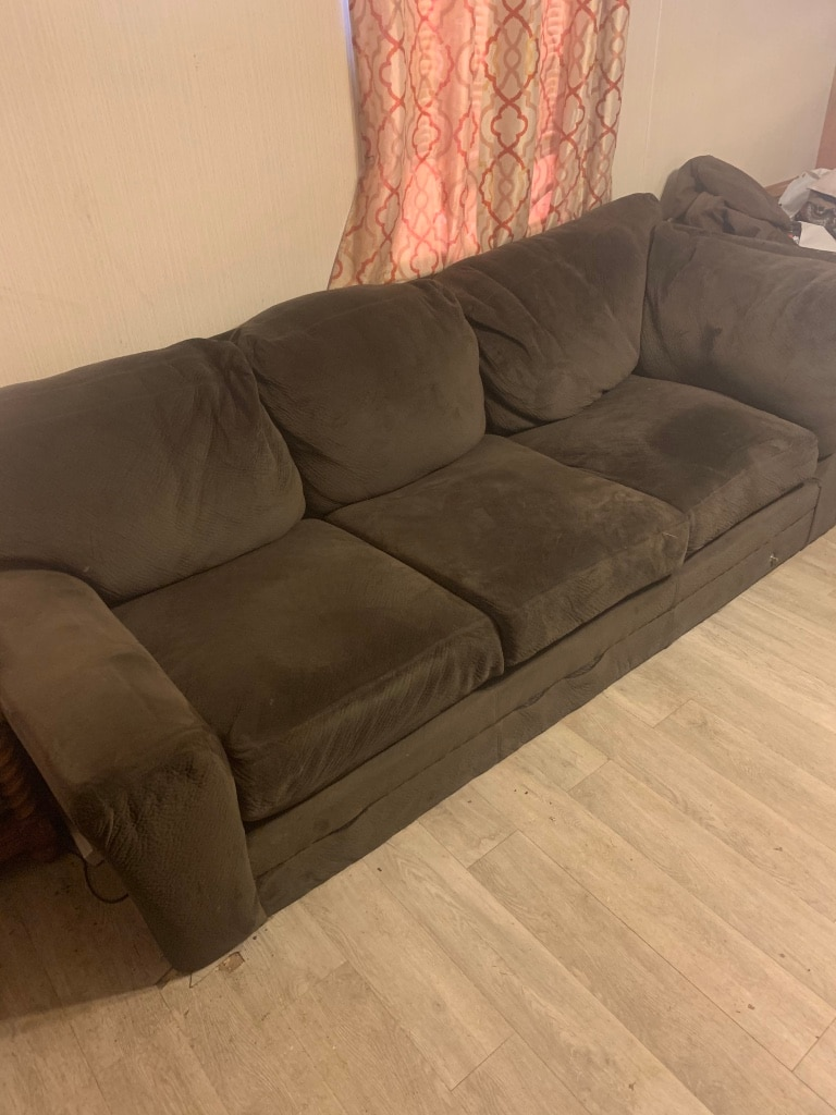 Photo Lay-Z-boy couch
